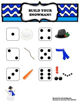Snowman Roll