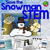 Snowman STEM