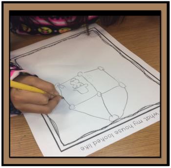 Snowman STEM Activity (Plus S.S., LA, Art & More) for Primary