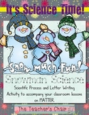 It's Science Time! Snowman Science States of Matter