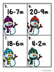 Snowman Scoot {FREEBIE}