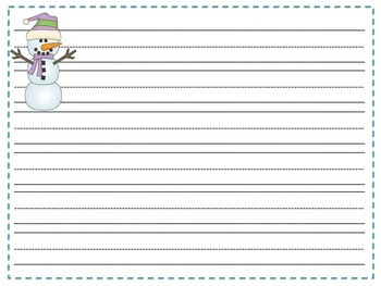 Snowman Sequence