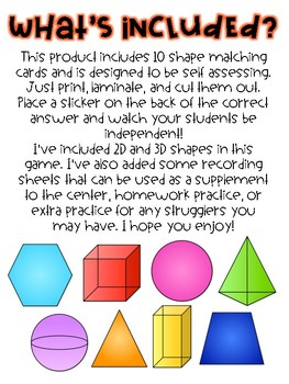 Snowman Shapes: Clip and Go Game