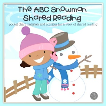Snowman Shared Reading