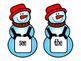 Snowman Sight Word SPLAT