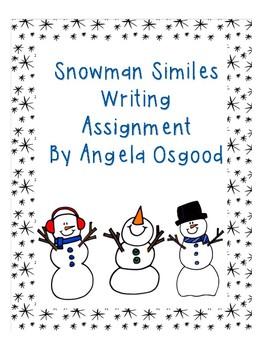Snowman Similes