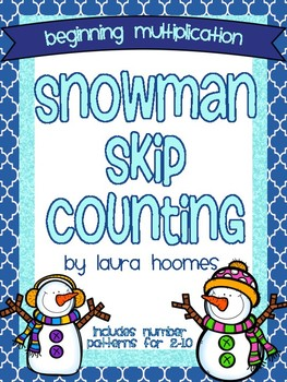 Snowman Skip Counting