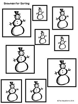 Snowman Sort