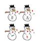Snowman Sounds- Initial