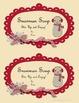 Snowman Soup Labels