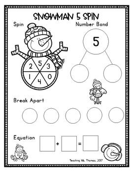 Snowman Spin