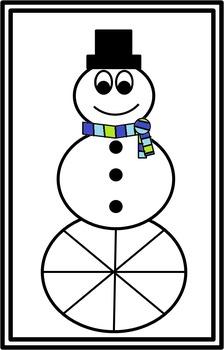 Snowman Spinner