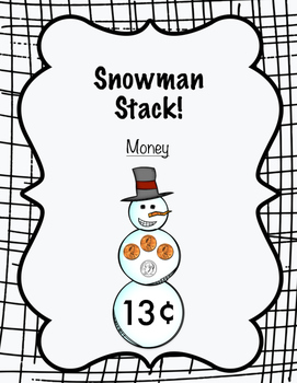 Snowman Stack - Money Matching