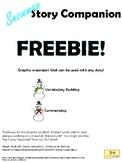 Snowman Story Companion--FREEBIE!