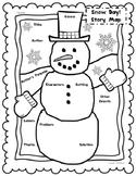 Snowman Story Map