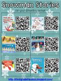 Snowman Story QR Codes