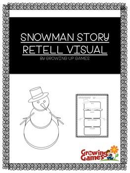 Snowman Story Retell