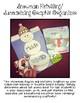 Snowman Summary Craftivity with Graphic Organizer!