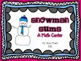 Snowman Sums