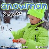 Snowman - Snowman Games and Activities for Literacy and Math