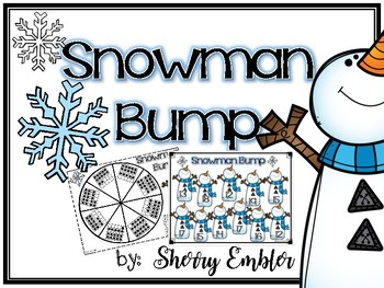 Snowman Teen Frame Bump Game