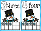 Snowman Ten Frame Math