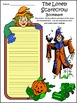 Scarecrow Activities: The Lonely Scarecrow Activity Packet