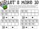 Snowman Themed Winter Math Worksheets