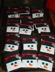 Snowman Treat Pockets (Student/Co-worker/Staff gift)-Set of 12