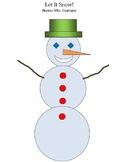 Snowman Version 1 Technology Lesson Plan & Materials