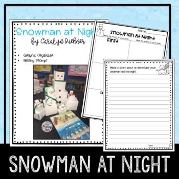 Snowman Volume STEM Challenge and a Great Book