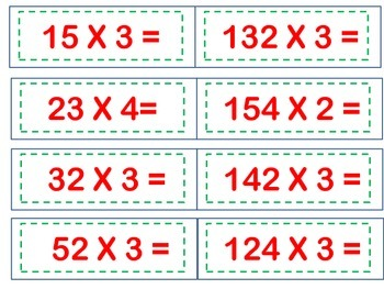 Snowman Winter Math Activtity