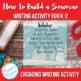 Snowman Writing & Activities Unit