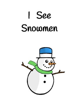 Snowman adapted book