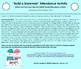 Snowman and Winter Themed SMART Board Attendance Activity w/ Animation & Sound