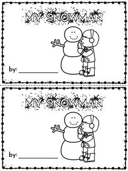 Snowman at Night Companion Reader