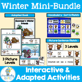 Winter Bundle-Snowman's Friends
