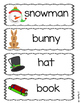 Snow Stories Comprehension Companion-Winter Literacy Pack