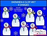 Snowmen- 2 Freebie