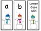 Snowmen ABC Activities
