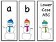 Snowmen ABC Activities