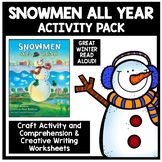 Snowmen All Year Activity