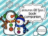 Snowmen All Year Book Companion
