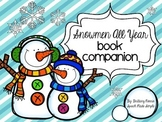 Snowmen All Year Book Companion