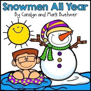 Snowmen All Year