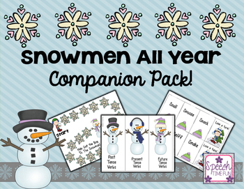Snowmen All Year Story Companion