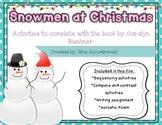 Snowmen At Christmas Activities