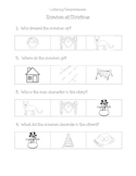 Snowmen At Christmas - Comprehension Questions
