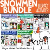 Snowmen At Night, At Work, At Christmas, & All Year