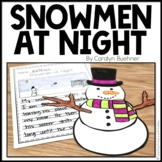 Snowmen At Night Book Companion